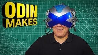 Odin Makes: Professor Xavier's Cerebro Helmet From X-Men: House Of X