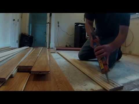 Hardwood Floor Fix
