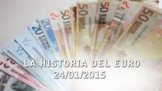 La historia del Euro