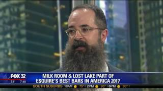 Milk Room & Lost Lake Part Of Esquire's Best Bars In America