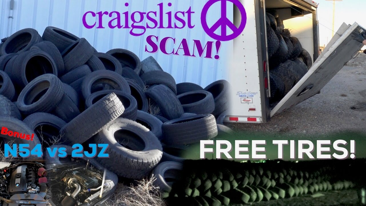 Craigslist Scam Free Tires 335xi Vs 2jz Drift Car Youtube