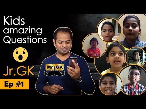 ASK MR.GK | Kids intelligent questions to Mr.GK | Junior GK | Mr.GK