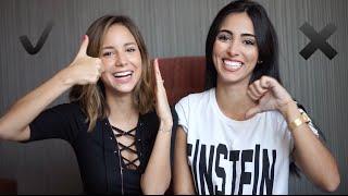 #JadeEmNY: Aprovados e Reprovados feat. Luisa Accorsi