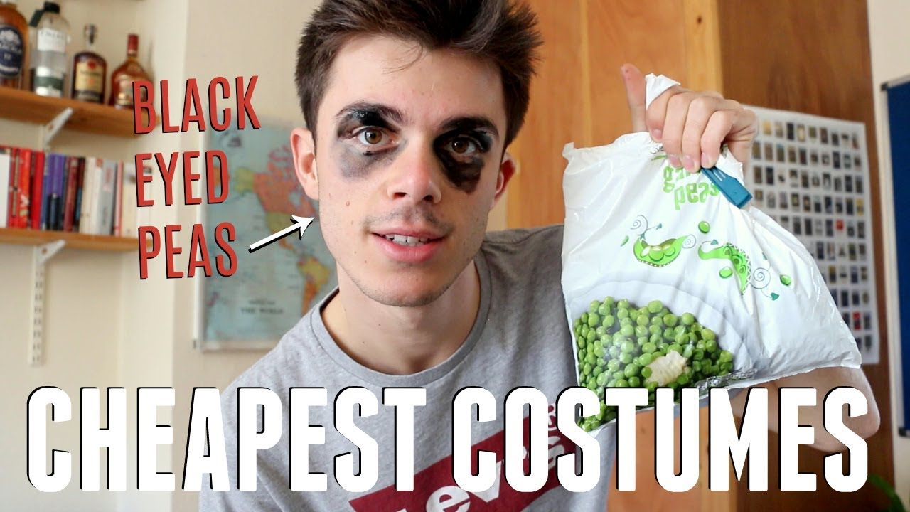 punny halloween costumes on a student budget *free*   jack edwards