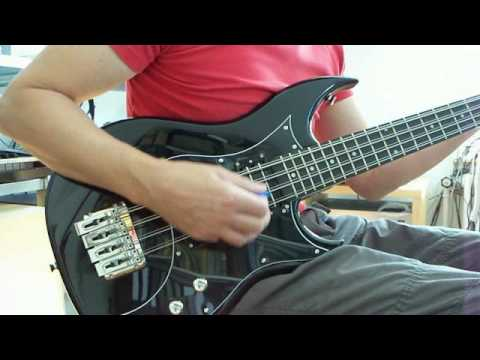 Number Eight ..::..  8-String Bass (octave string)