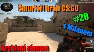 #20 |Counter-Strike:GO| Šmurfeři|Archivní záznam | Mirage | MinecraftOSTRAVSKY|FullHD