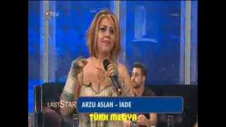 ARZU ASLAN-İADE-LAST STAR-EMTV-(30/10/2013)-TÜRK MEDYA SUNAR. Resimi
