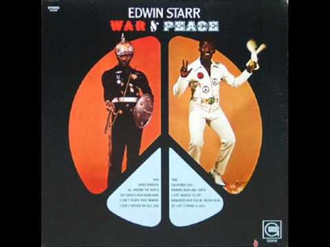 War Edwin Starr Original Vinyl Youtube