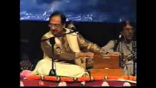 Shayari by Ustad Ghulam Ali Ji in Sakha Creations concert