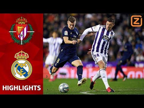 BELANGRIJKE WEDSTRIJD VOOR REAL MADRID   Valladolid Vs Real Madrid   La Liga 2019/20   Samenvatting