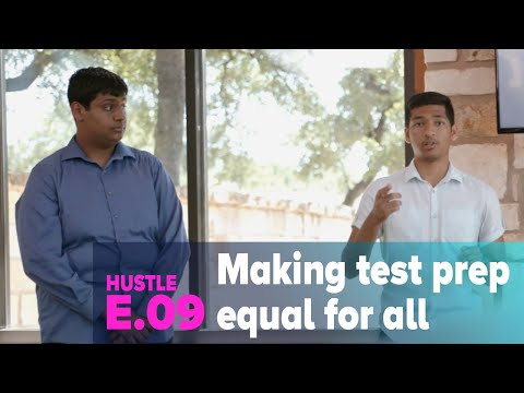 Hustle: Two BFFs And Their ACT/SAT Test Prep Startup [Young Entrepreneurs]