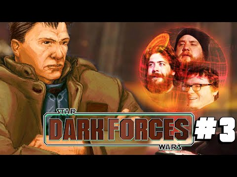 Spank Forces - Star Wars: Dark Forces - Part 3 |