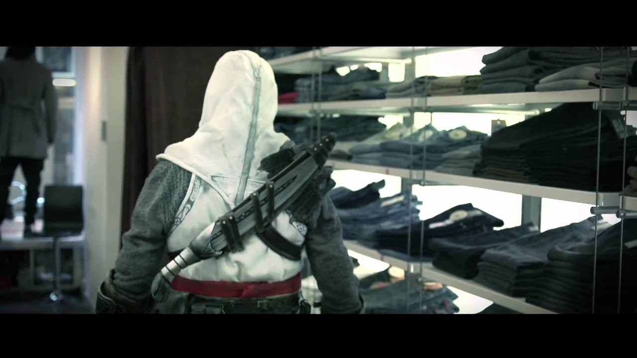 Assassin's Creed - Altaïr in Amsterdam! Episode 1: Grab ...