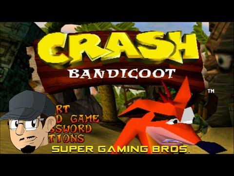 SGB Play: Crash Bandicoot - Part 1