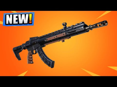 This NEW Weapon Is INSANE.. (Fortnite Update 11.40)