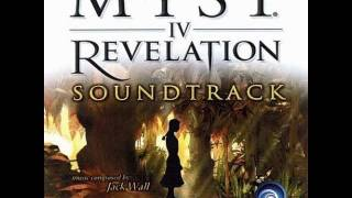 Myst 4: Revelation Soundtrack - 21 Curtains (Performed by Peter Gabriel)