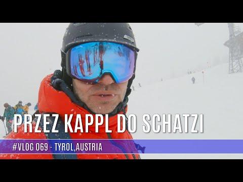 Narty w Kappl, spacer w Ischgl, Apres ski w Schatzi