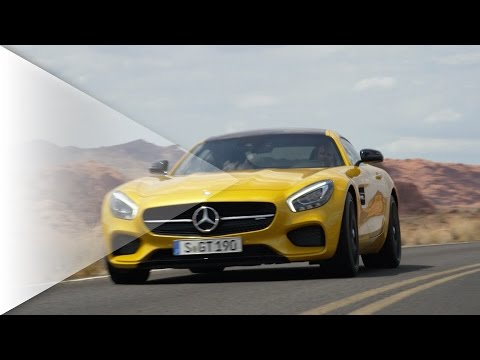 ► 2015 Mercedes-AMG GT S - First Ride