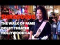 Shredding Hollywood Walk of Fame | WishBus USA