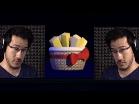 Exotic butters quot remix with markiplier five nights at freddy s video