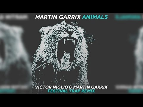 Martin Garrix - Animals (Victor Niglio & Martin Garrix Festival Trap Remix) - [Perfect Bass Boost]