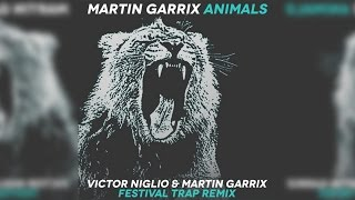 Martin Garrix Animals Victor Niglio & Martin Garrix Festival Trap Remix Perfect Bass Boost