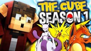 cube smp season 1 meets pokemon go