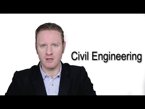Civil Engineering - Meaning | Pronunciation || Word Wor(l)d - Audio Video Dictionary
