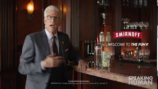 View Trough Rate VTR: 6 seconds of video for Smirnoff