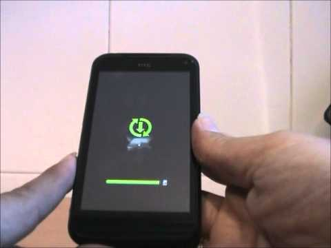 HTC Incredible S Android 2.3.3 via OTA