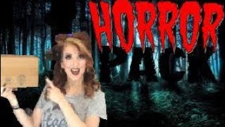 Horror Pack April Unboxing And Fright Rags And Blu-Ray Pickups
