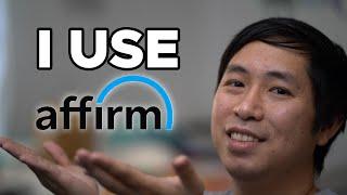 I Use AFFIRM Financing (Zero Interest Loans)