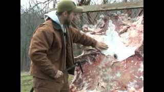 Brain Tanning Deer Hides