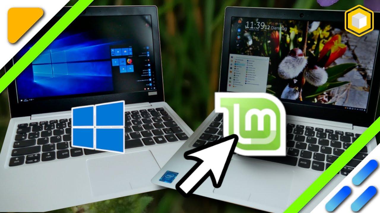 Warum ich von Windows 10 auf Linux Mint umgestiegen bin ...