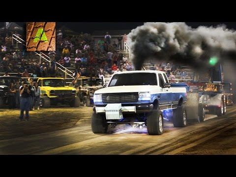 Truck Pull #7 - Ogden Utah 2014