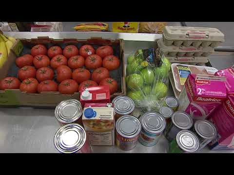Tips on the best way to donate to the Food Bank