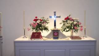 Darin Lewis--We Break This Bread   (St. Francis Episcopal Church, Stamford, CT)