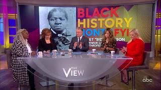 Black History Month FYI: Bridget Mason | The View