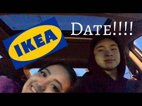 VLOG #1: IKEA DATE!