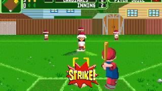 Backyard Baseball 2007 Season Game 1: Walk-off Fashion!