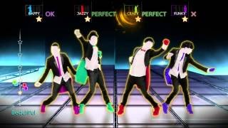 Download Just Danc 4   What Makes You Beautiful jogando no kinect Mp3 and Videos
