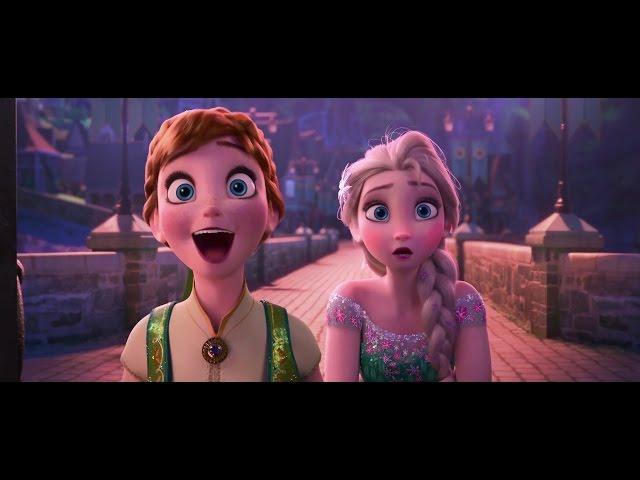Frozen Fever - Official Trailer