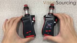 SMOK MAG KIT with TFV12 Prince 225W | gaming controller- or gun-like form factor