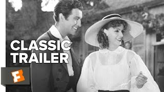 Camille (1936) Official Trailer - Greta Garbo Movie HD