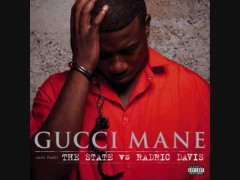 Gucci Mane - Gingerbread Man (exclusive) The State vs. Radric Davis