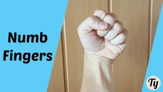 Numb Fingers After Waking Up?! Here's Why!