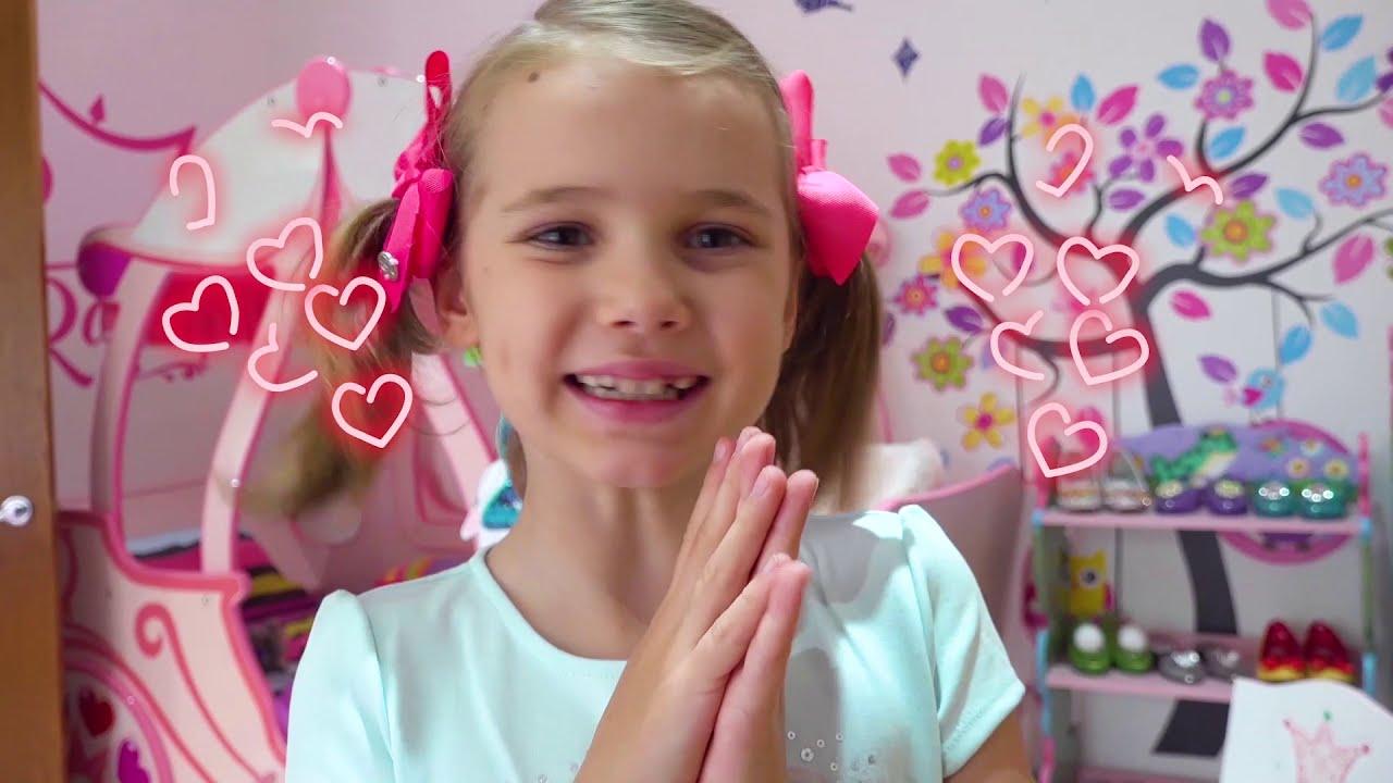 Катя устроила косметические процедуры мальчикам