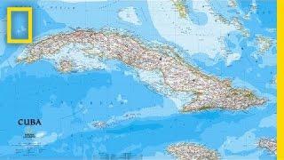National Geographic Live! - Juan José Valdés: Mapping Cuba