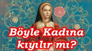 8. Henrynin Karıları Aragonlu Katerina, Adeta bir Osmanlı Kadını