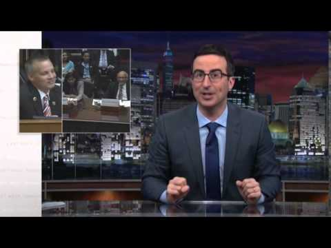 Last Week Tonight with John Oliver: Congressman Mistakes U.S. Officials For Indian Ones